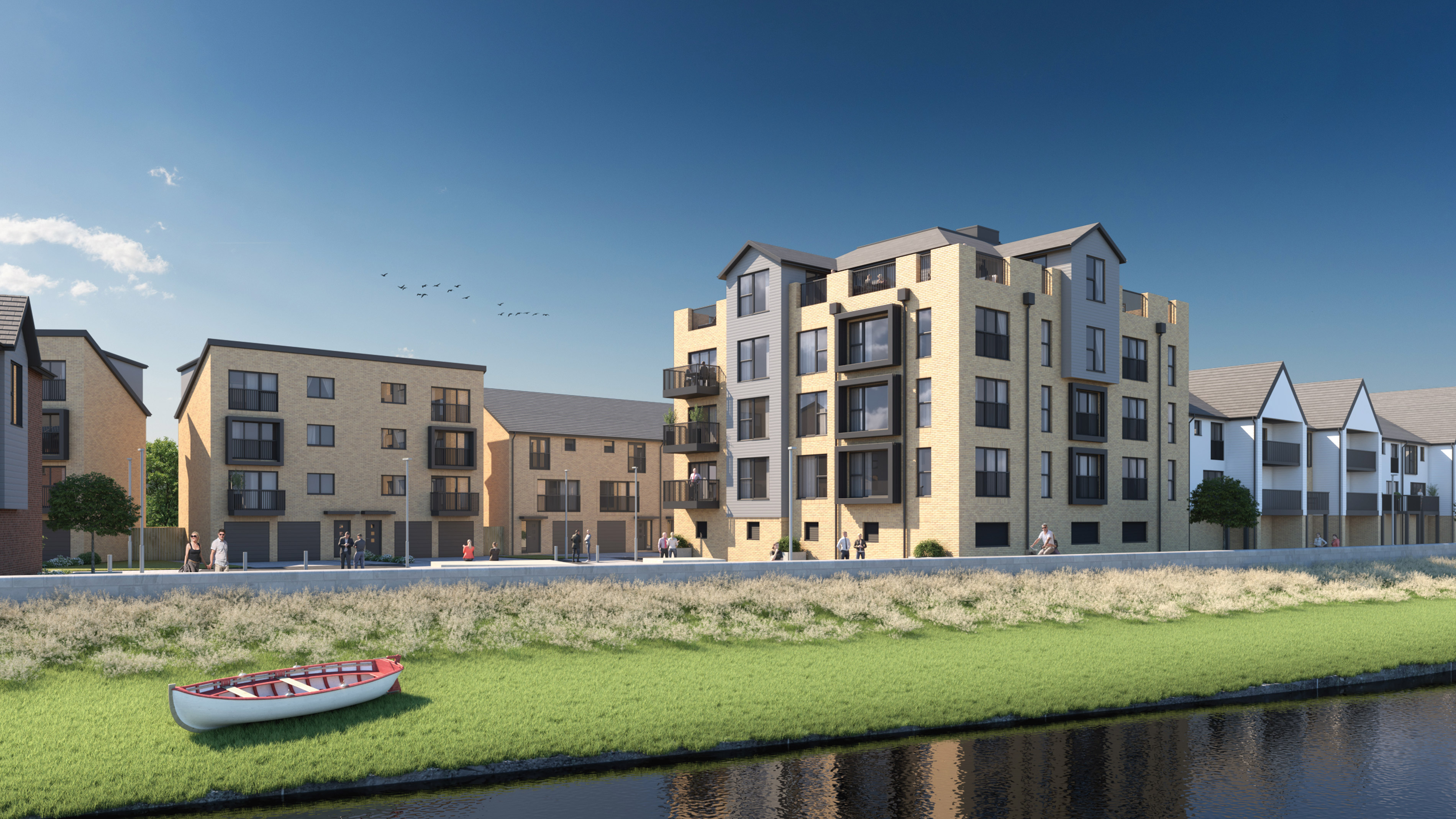 Taw Wharf Apartments Barnstaple North Devon
